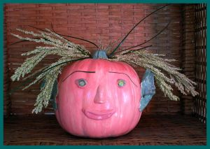 Punkin Sprite Decoration by rlc